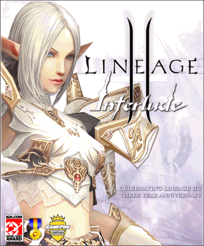 Lineage II - Chronicle 6: Interlude (2007) Русская версия.